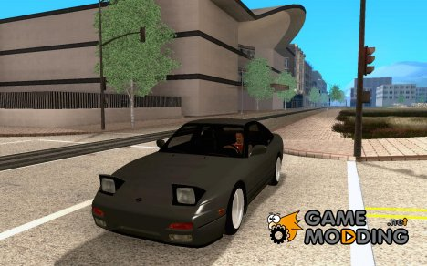 Nissan 240SX S13 for GTA San Andreas