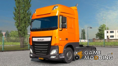 Тюнинг для DAF Euro 6 for Euro Truck Simulator 2