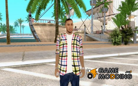 Rich Nigga for GTA San Andreas