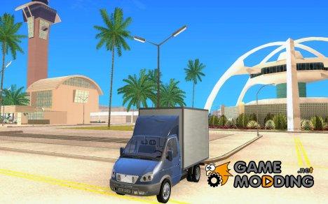 ГАЗель 3302 for GTA San Andreas