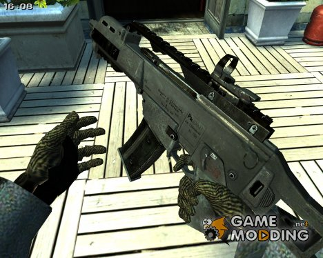 MW3 G36C v1.0 for GTA 4