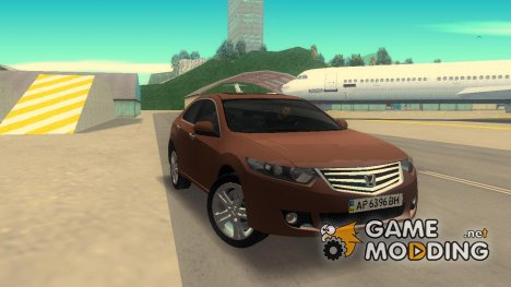 Honda Accord 2010 v2.2 для GTA 3