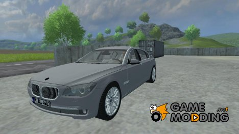 BMW 750Li for Farming Simulator 2013