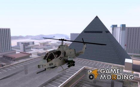 AH-1 Supercobra for GTA San Andreas