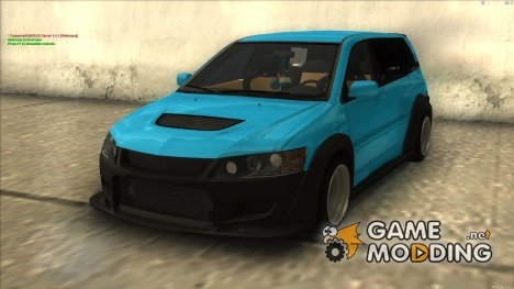 Mitsubishi Evo IX Wagon for GTA San Andreas