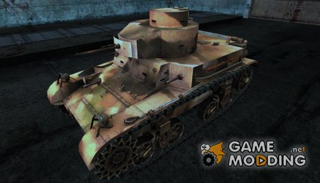 M2 lt от sargent67 4 для World of Tanks