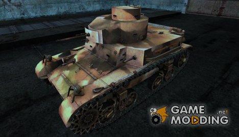 M2 lt от sargent67 4 для World of Tanks