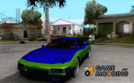 Infernus v 1.2 for GTA San Andreas
