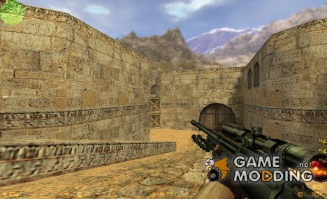 Sig Sauer SG3000 для Counter-Strike 1.6