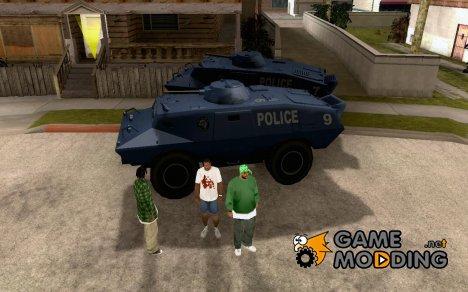 Братва v.1 для GTA San Andreas