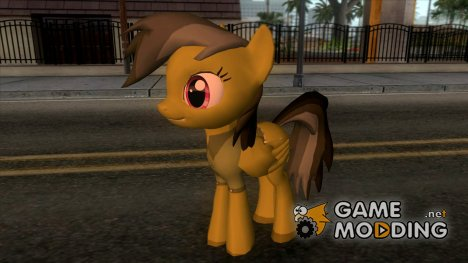 Daring Doo from My Little Pony for GTA San Andreas