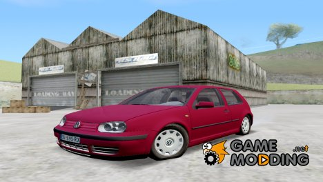 1999 Volkswagen Golf Mk4 Tunable for GTA San Andreas