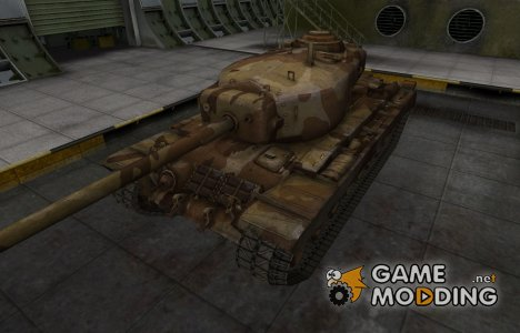 Шкурка для американского танка T30 для World of Tanks