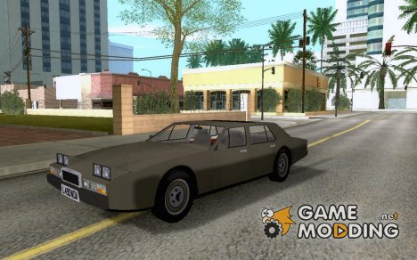 Aston Martin Lagonda for GTA San Andreas