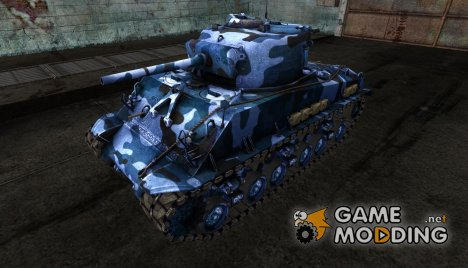 M4A3 Sherman for World of Tanks