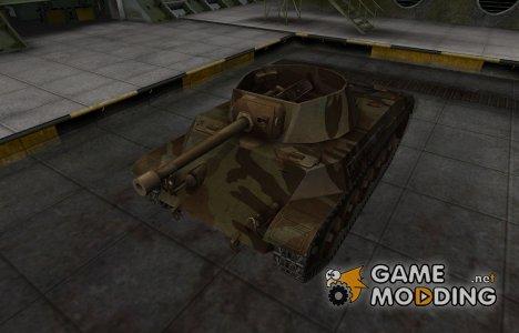 Американский танк T49 for World of Tanks
