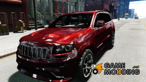 Jeep Grand Cherokee SRT8 for GTA 4