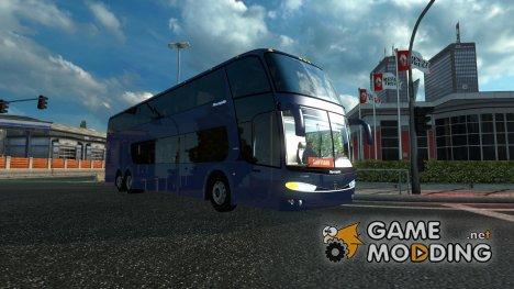 Marcopolo Paradiso 1800DD G6 6×2 for Euro Truck Simulator 2