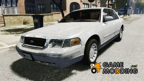 Ford Crown Victoria Civil 2006 for GTA 4