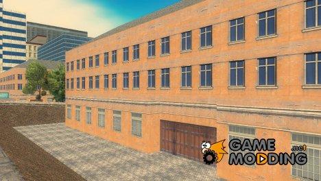 University R-TXD для GTA 3