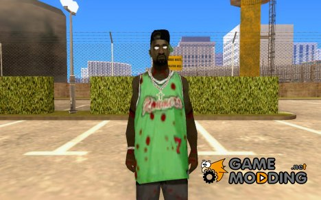 Zombie Skin - fam3 for GTA San Andreas