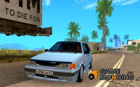 Lada 2114 для GTA San Andreas