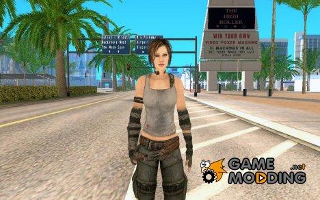 Bullet Storm - Trishka for GTA San Andreas