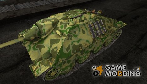Hetzer 27 для World of Tanks