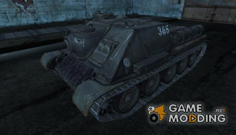 СУ-100  ArmA9W for World of Tanks