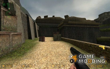Walther P99 для Counter-Strike Source
