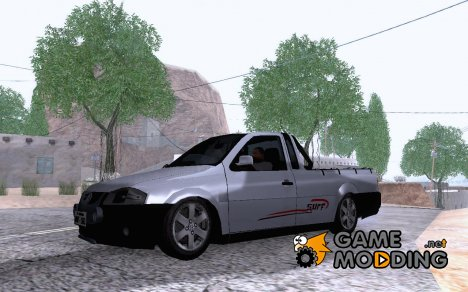 Volkswagen Saveiro Surf для GTA San Andreas