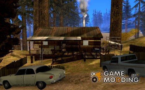 Лесник v.2 for GTA San Andreas