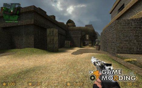 Urban Deagle V2 for Counter-Strike Source