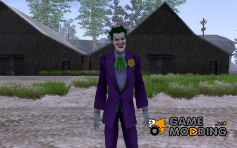 Joker dc online for GTA San Andreas