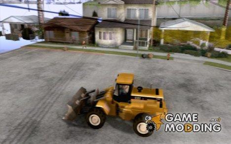 Caterpillar T530 для GTA San Andreas