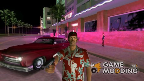 Miami Thug для GTA Vice City