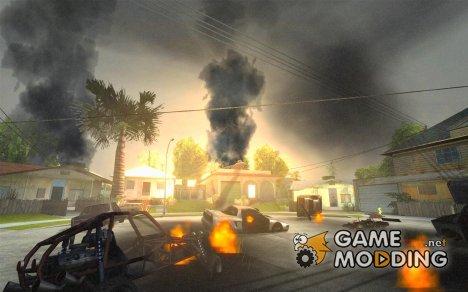 Атомная бомба for GTA San Andreas