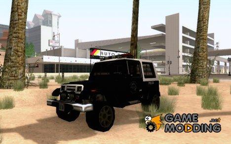 Police Mesa for GTA San Andreas