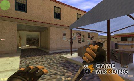 Hazard Knife для Counter-Strike 1.6