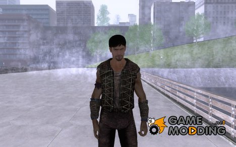 The hero from Gothic 4 для GTA San Andreas
