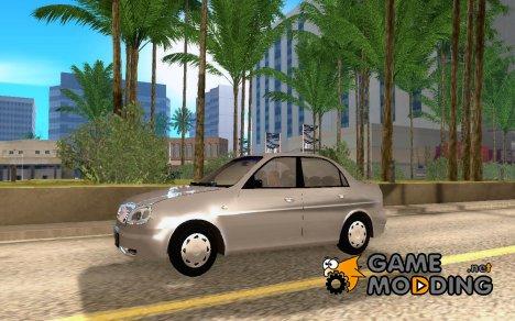 Daewoo Lanos для GTA San Andreas
