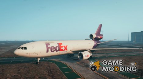 McDonnell Douglas DC-10-30F Freighter for GTA 5
