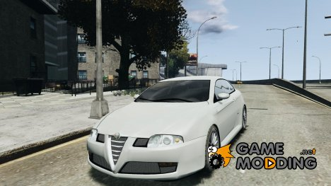 Alfa Romeo GT for GTA 4