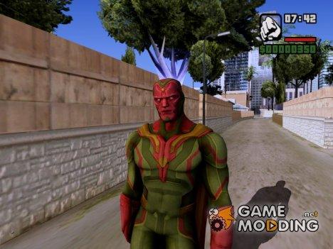 GTA SA - Vision для GTA San Andreas