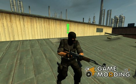 Woodland T для Counter-Strike Source