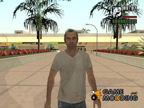 Trevor HD for GTA San Andreas