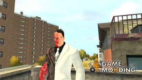 """Харвей """"Двуликий"""" Дент v2.0 для GTA 4"""