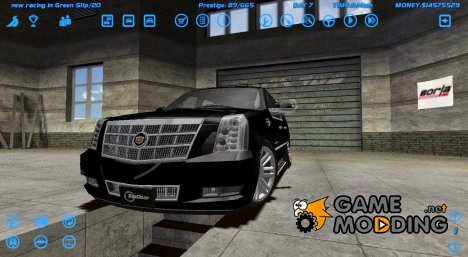 Cadillac Escalade ESV для Street Legal Racing Redline