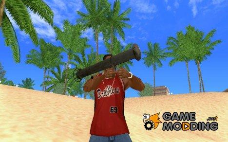 Новая базука for GTA San Andreas