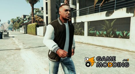 Luis Lopez from GTA: TBoGT for GTA 5